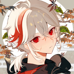 Hokichi's pretty face!